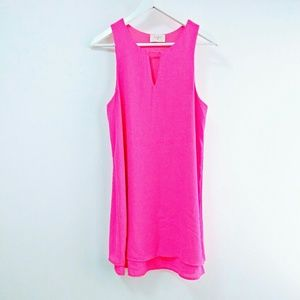 Everly Pink Dress